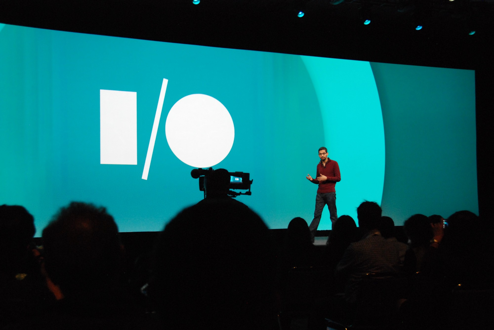 Google i/o giveaways