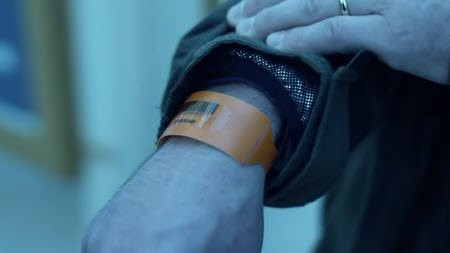 Immunity bracelet from Contagion (2011)