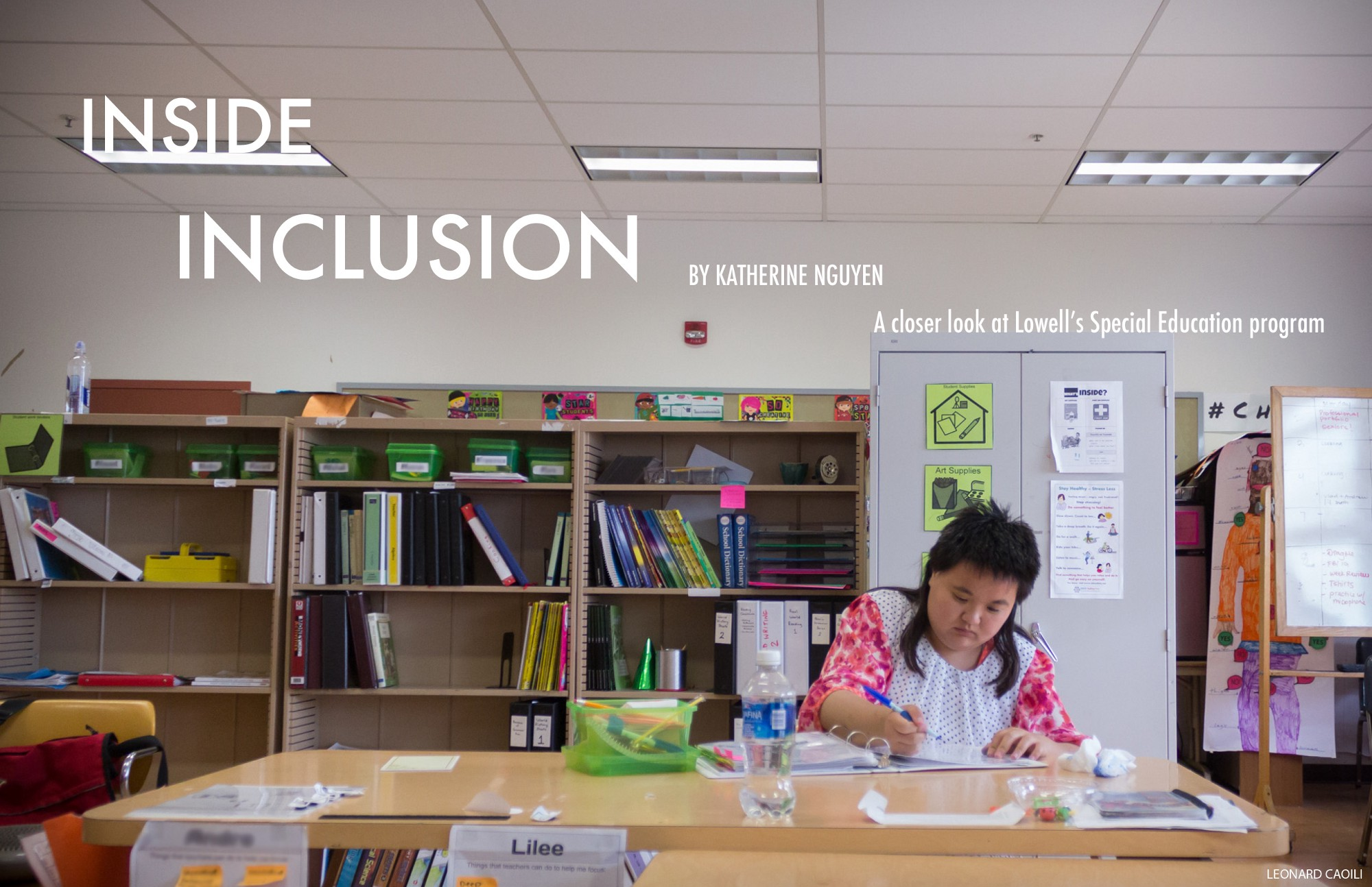 education inside the classroom inclusion Inclusion is more than a catch phrase, but is the best practice for providing a free and public education (fape) in the least restrictive environment (lre) resources to help special educators succeed in inclusive classrooms.