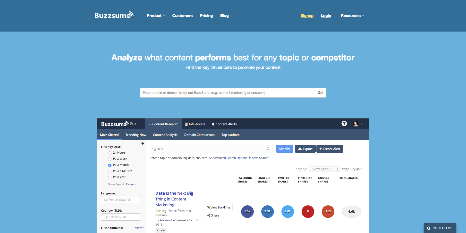63 Best Digital Marketing Tools You Should Know About In 2018 And Articels Engineering Search Engine Chapter 2 Ac Generators Buzzsumo Is A Tool For Content Discovery It Will Analyze Certain Topic Or Competitor That Give Tell The Performs