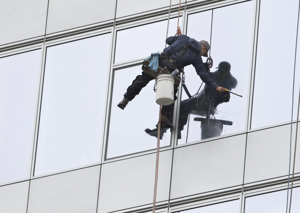 job description very much like bridge painters a high rise window cleaner is more dangerous due to the extreme heights one is supposed to work at rather - Window Cleaner Job Description