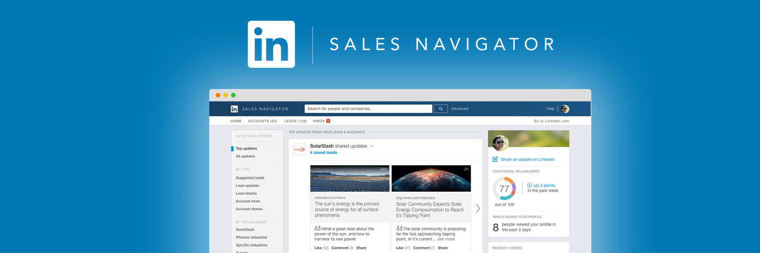 Absolute Auto Sales >> LinkedIn Sales Navigator Extractors Tool For Leads & Accounts