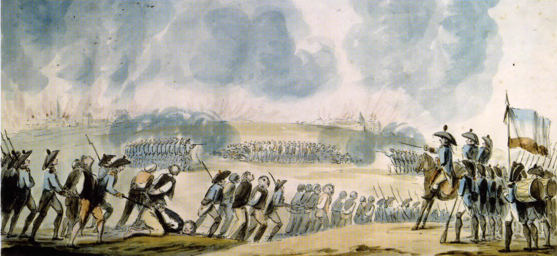 leads to the french revolution Originally answered: what is a summary of the french revolution (thanks,  quora content review) it's 1789 and france is broke this is for several reasons,.