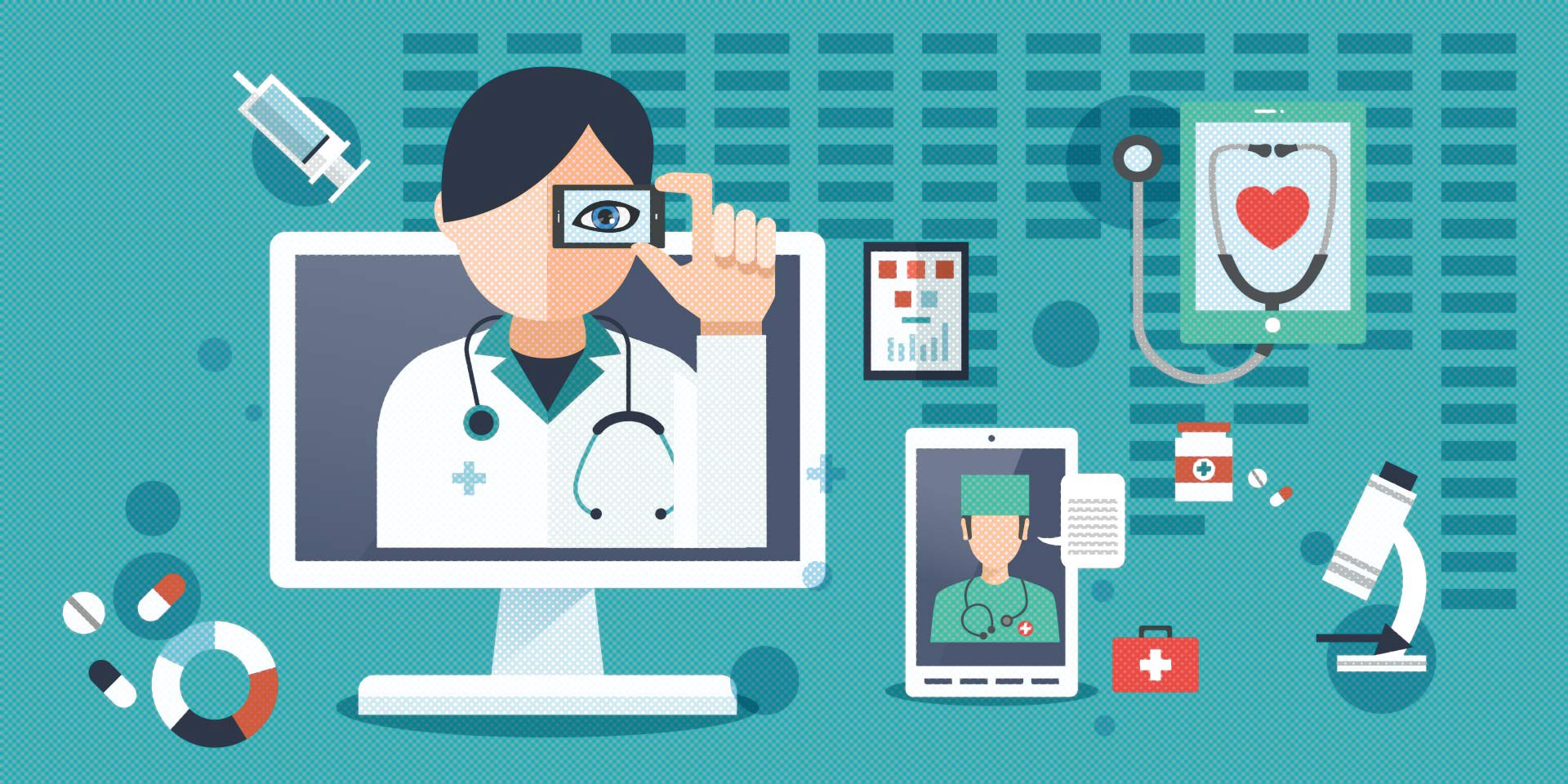 For Large Health Systems, Telehealth Programs Mean Challenges and Results