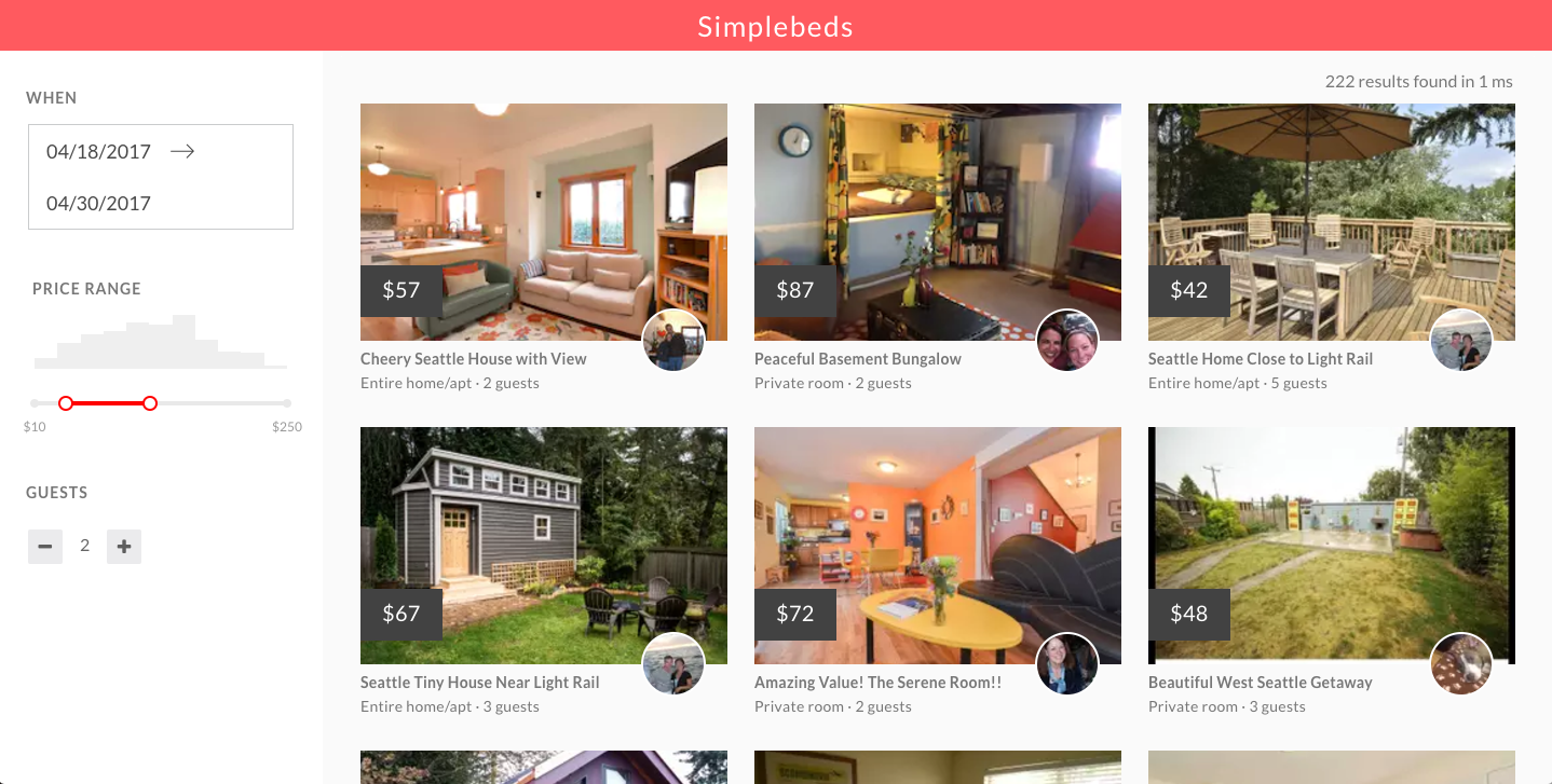 Building An Airbnb Like App With Reactivesearch All Things