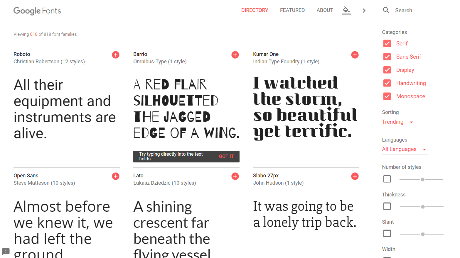 Top 10 resources for great web fonts prototypr google fonts is another amazing resource you can use to download free high quality fonts for your web design projects the mission behind google fonts is to ccuart Images