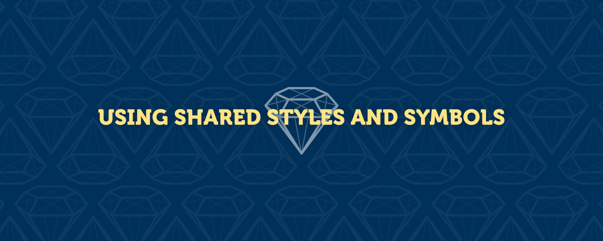 Using Shared Styles And Symbols In Sketch Design Sketch Medium