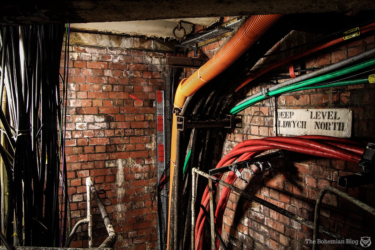 A Prouv Of Plumbing Rogers Rewiring But What Was The Wiring In Brick Wall From Fascinating Entry At Bohemian Blog