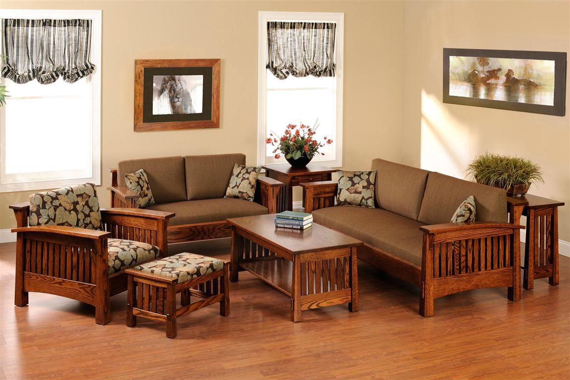Wooden Furniture, An Ideal Option To Decorate Your House