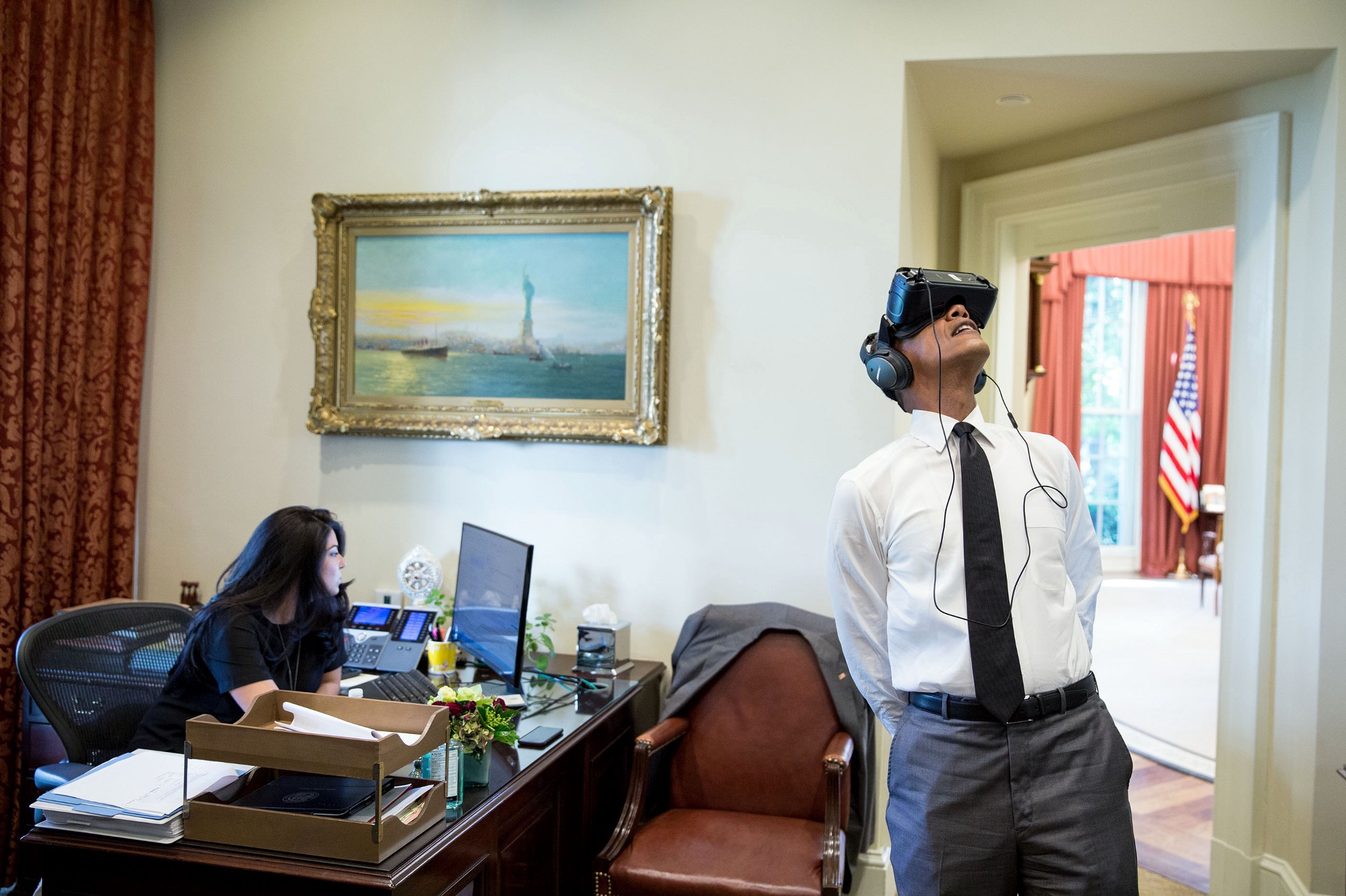 2016 in review: virtual reality for digital diplomacy