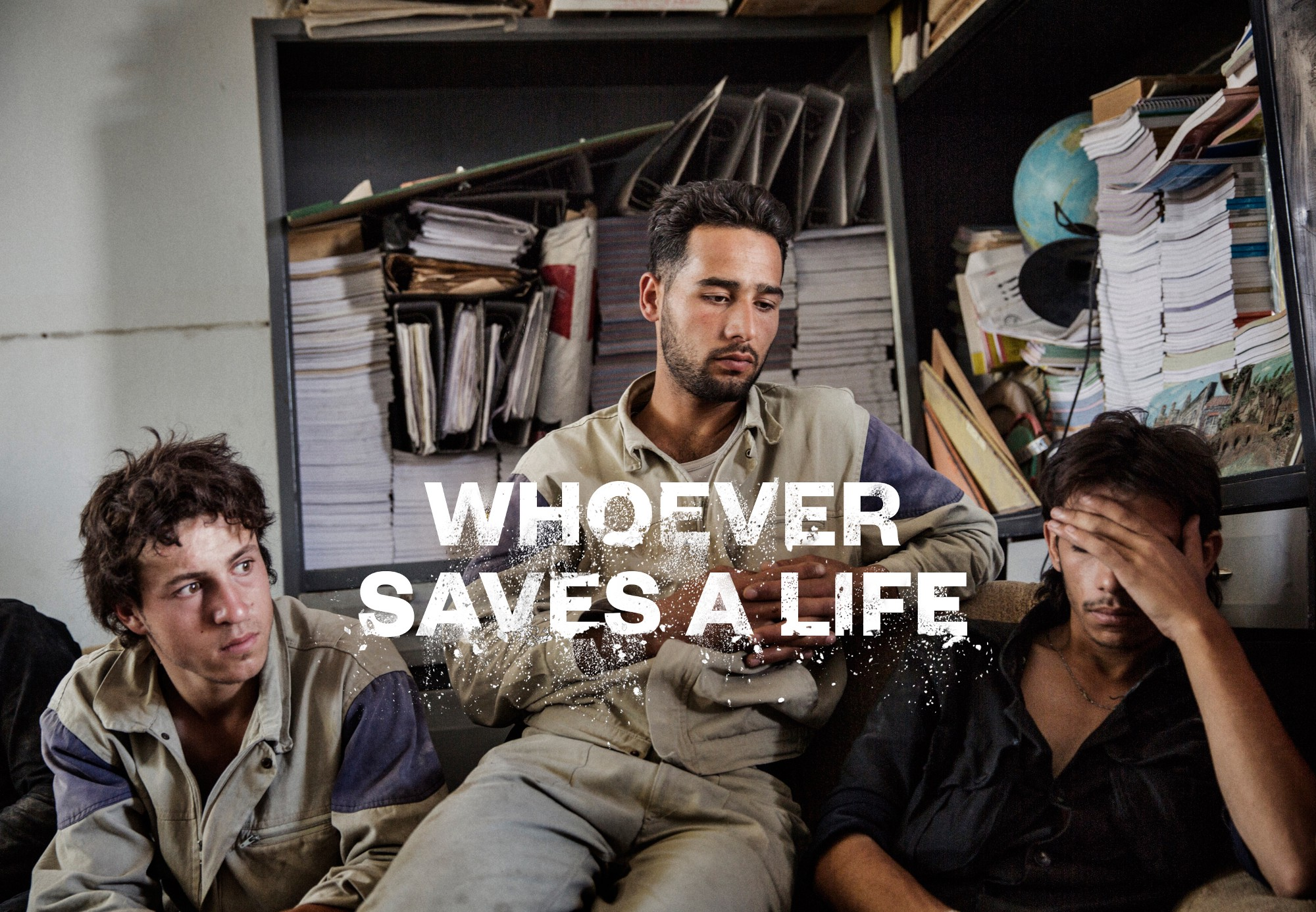 Whoever Saves A Life Matter Medium How To Build Whistle Responder Seven Days Inside The And Death World Of Syrias First Responders Last Hope For Civilians Caught In Chaos