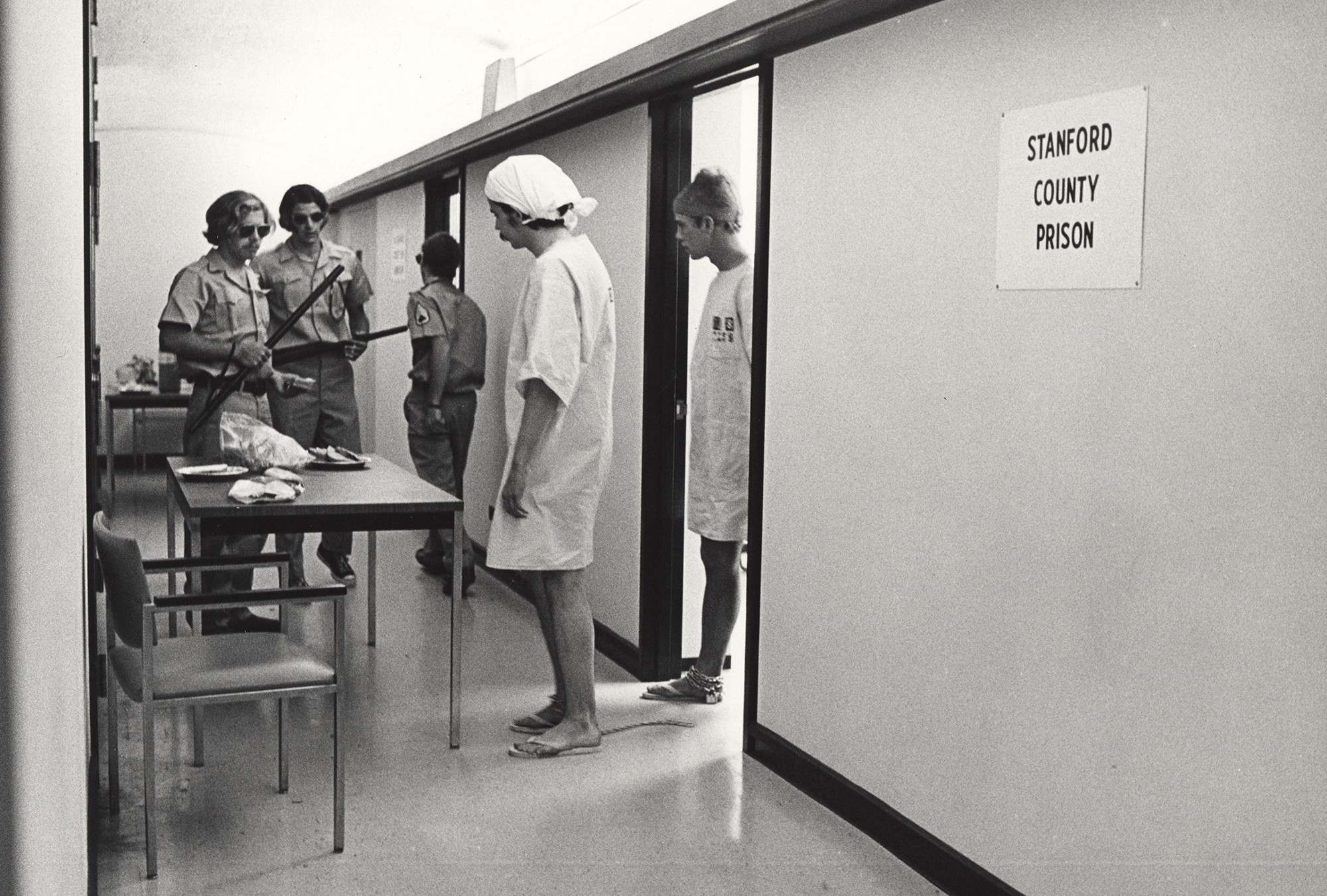 stanford prison experiment reflection For those of you that don't know, the stanford prison experiment was a study about how humans react to certain situations in this particular case, being in a prison headed by dr zimbardo and a couple of students, a make shift prison was built out of a few offices and a hallway.