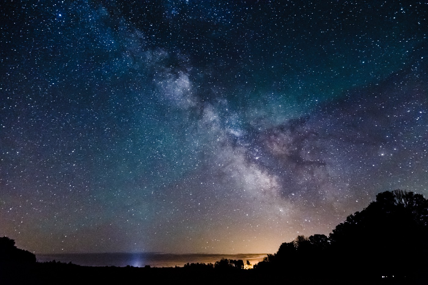 Canon 80d Used >> How to photograph the Milky Way – Get Outside – Medium