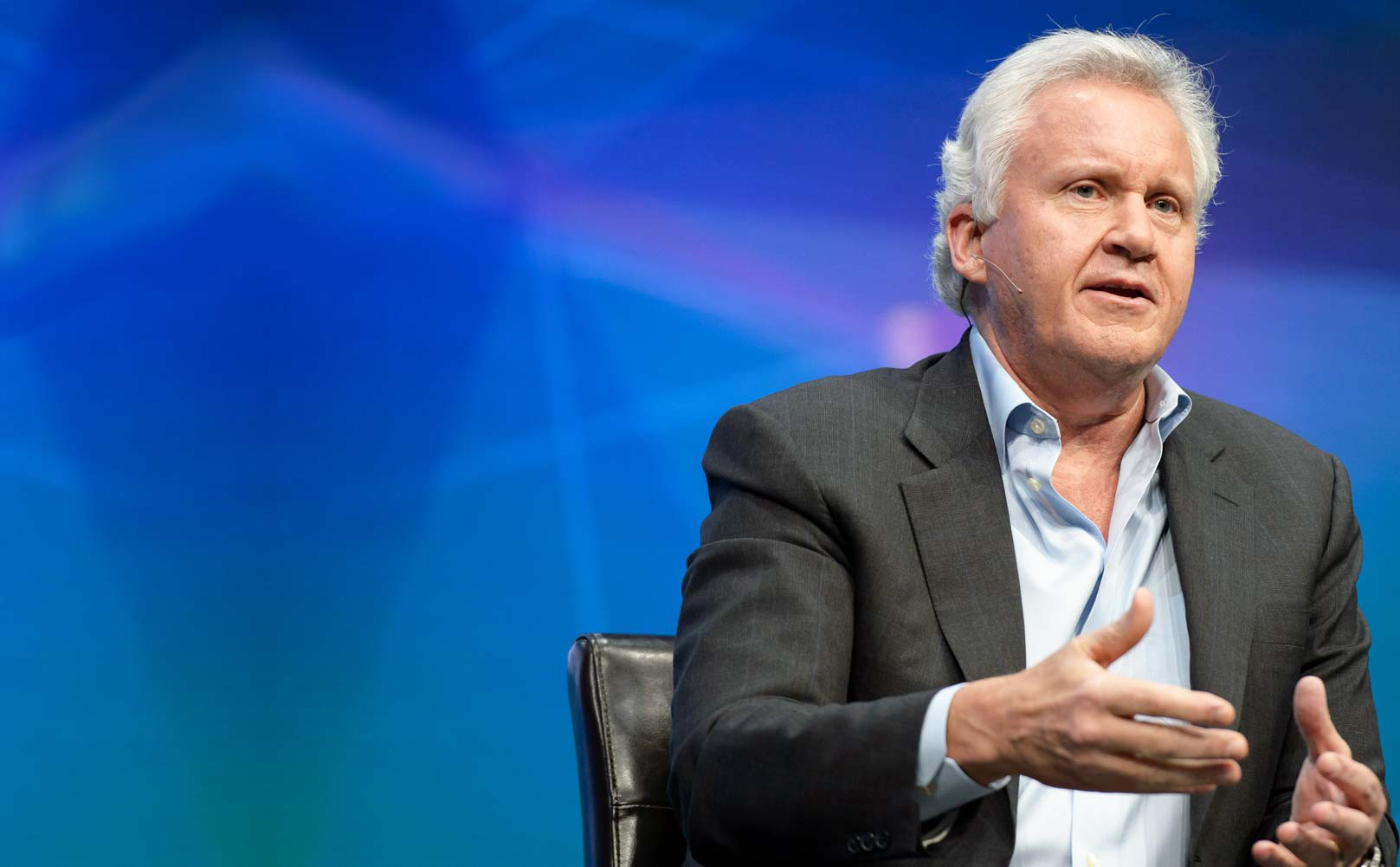 """ge jeff immelt Jeffrey immelt is putting his own  """"jeff immelt will have totally remade ge  mr immelt observed last week, had ridden ge capital both up and."""