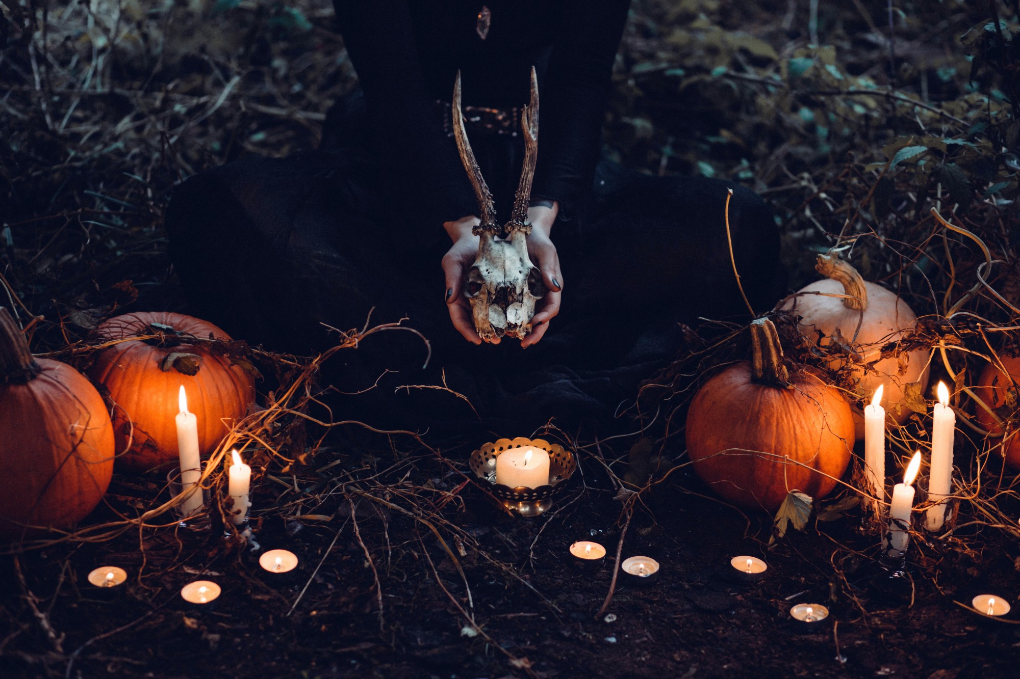 scary halloween story on creativity and tv strangelove letters image credit unsplash com collections 286795 halloween photo y dcjarwthy