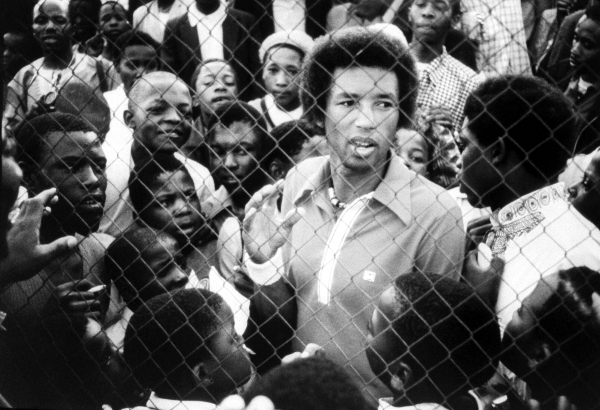 When Arthur Ashe fought to play tennis in apartheid South Africa