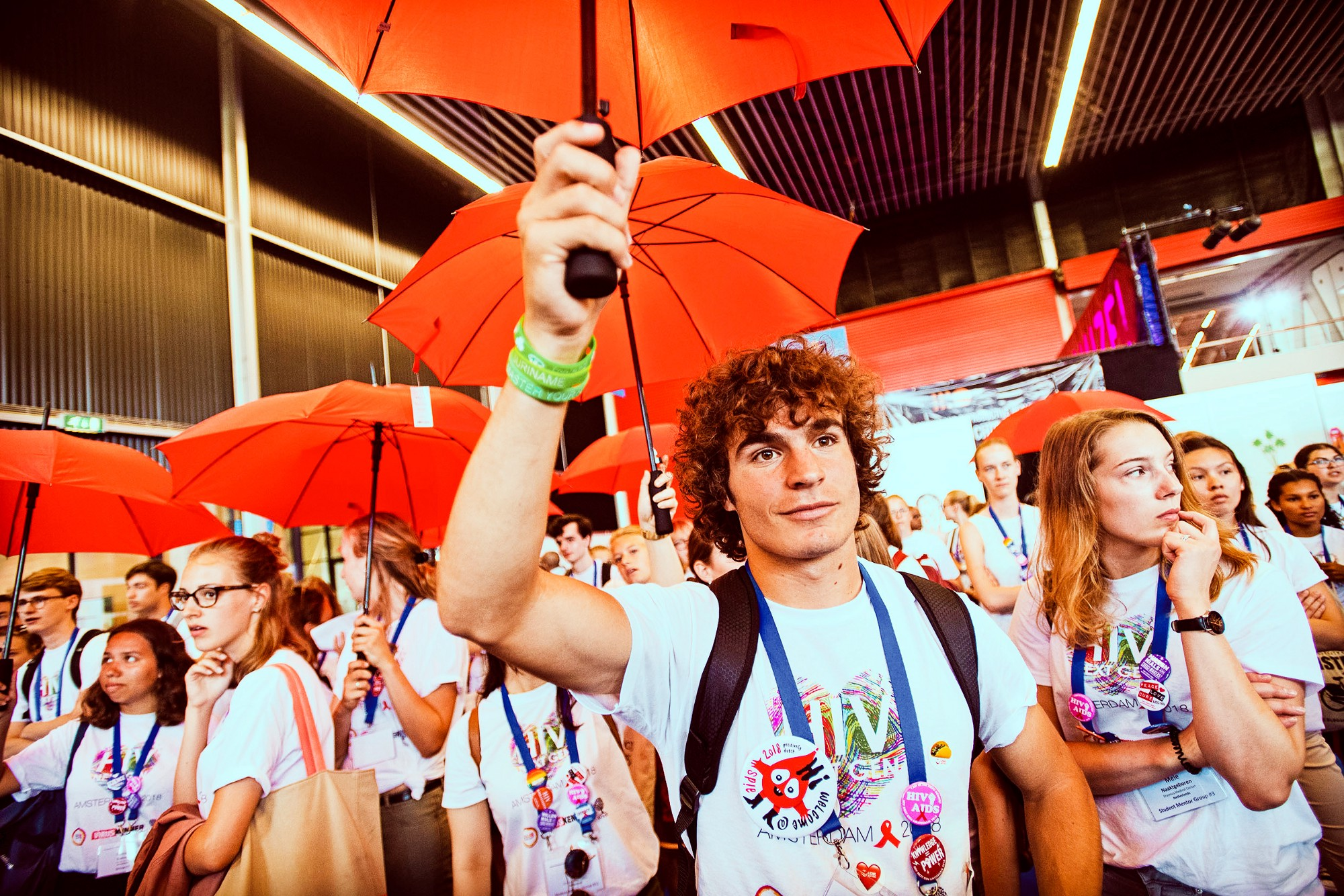 Image result for global village aids 2018