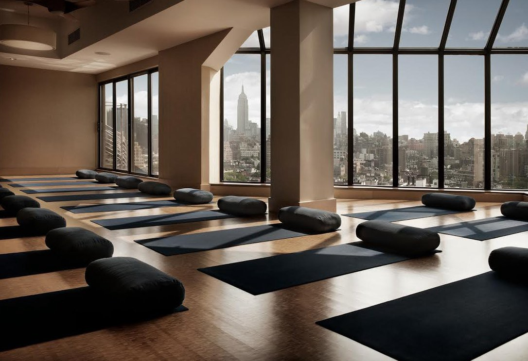 Equinox Is More Than A Gym It S A Church David Perell