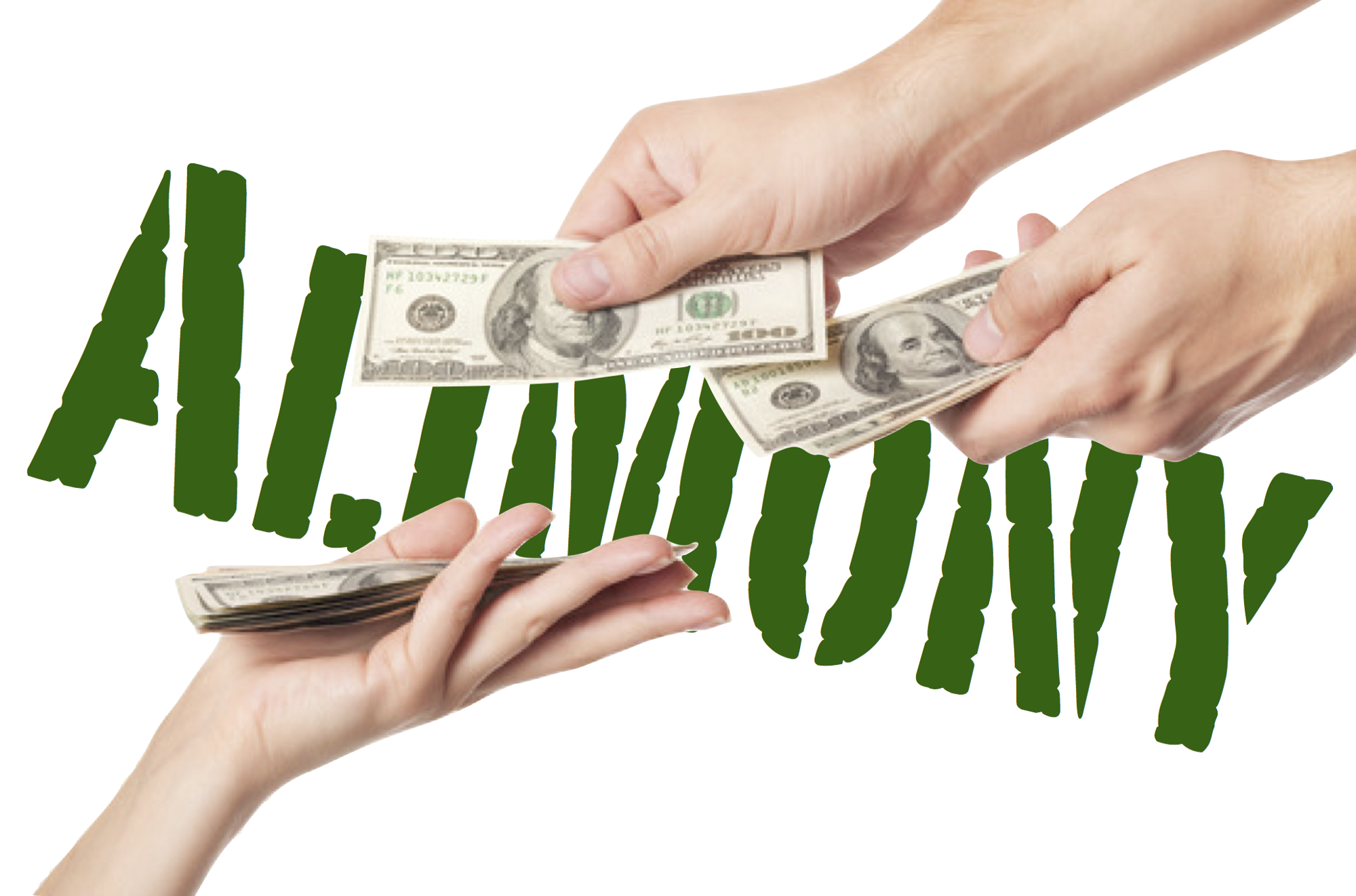 who should pay alimony