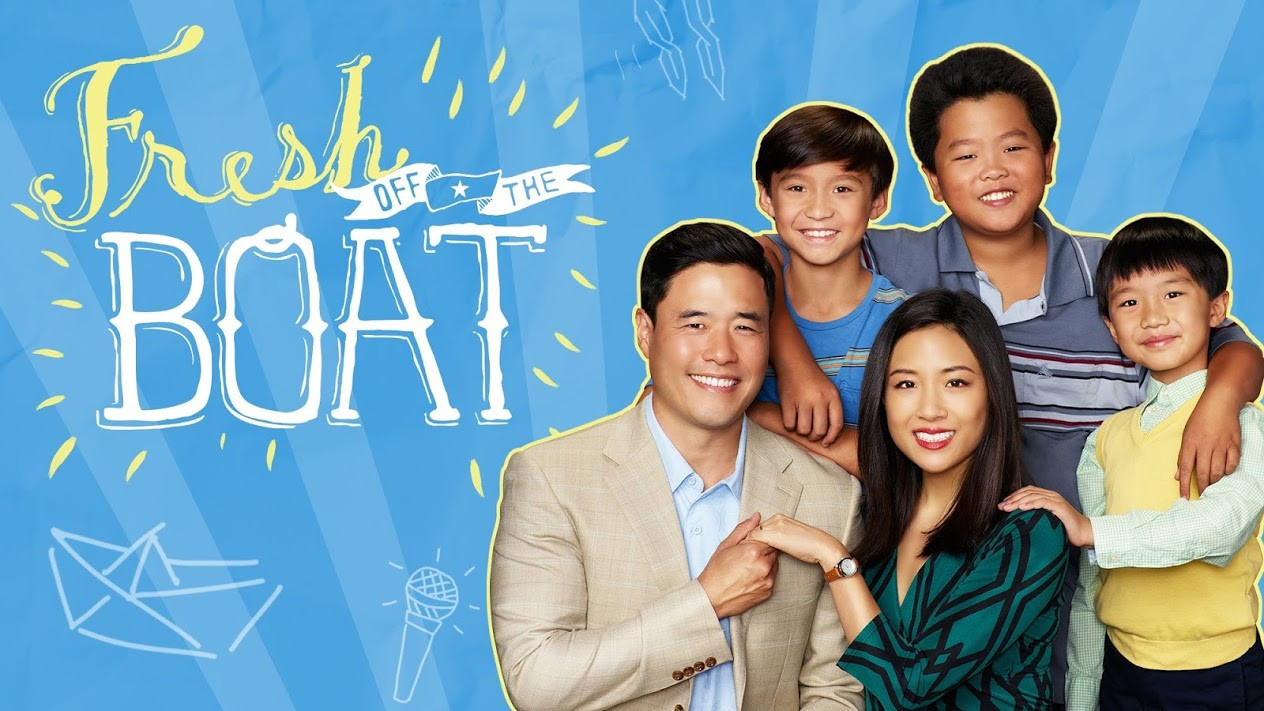 Download TV Series Fresh Off the Boat All Season