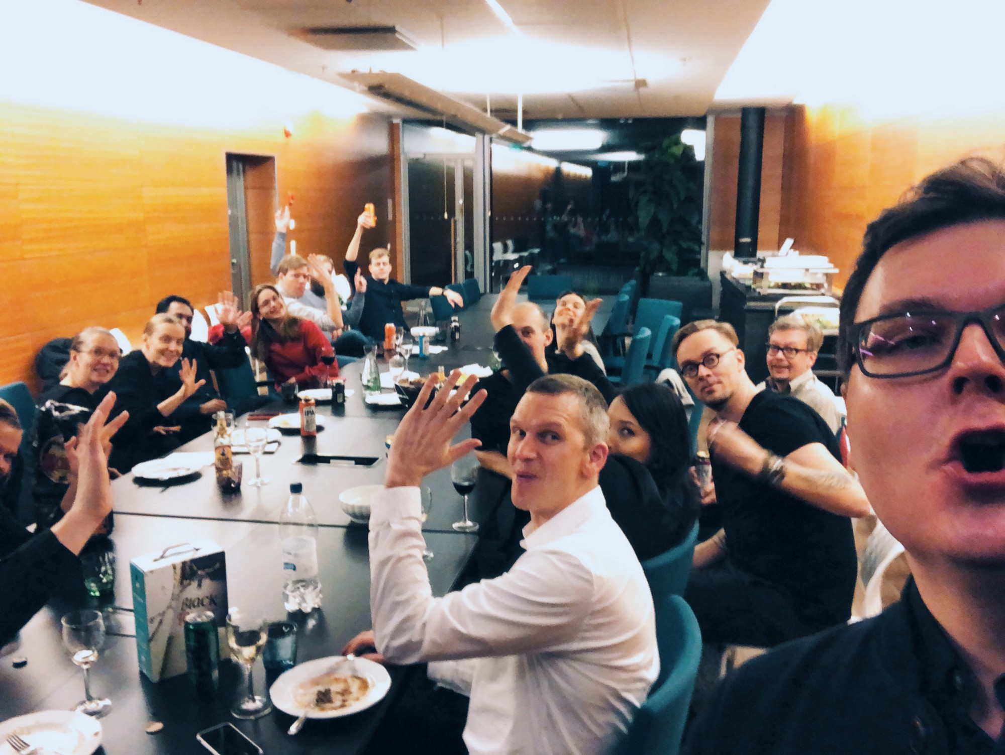 Weeknote #593: Xmas party time