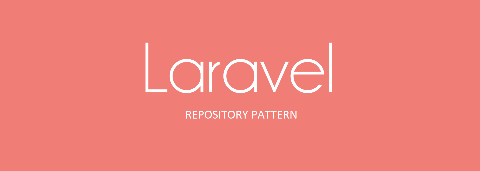 Why the repository pattern is often misunderstood in the laravel why the repository pattern is often misunderstood in the laravel community baditri Image collections