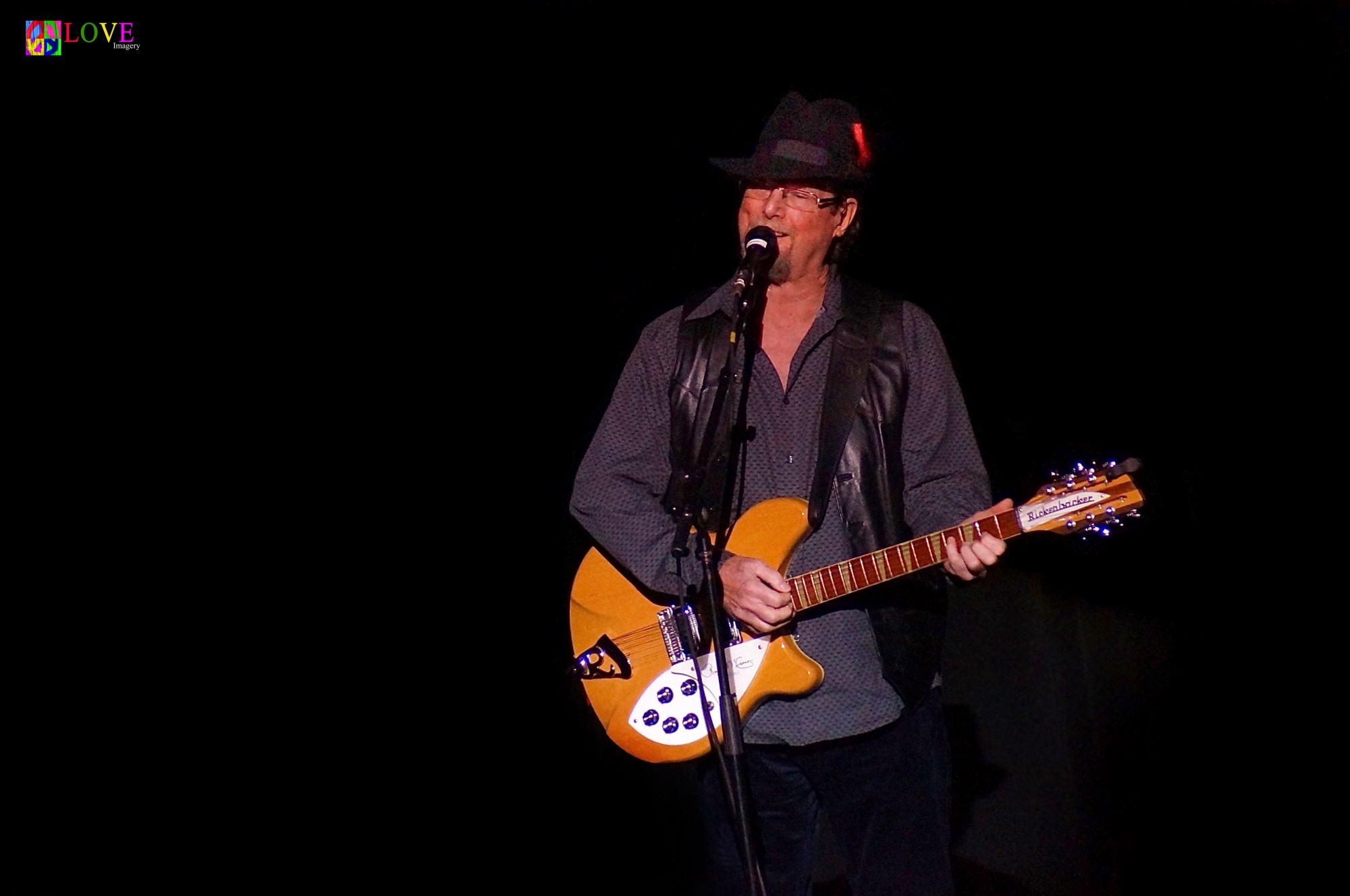 """A Night of Living History "" Roger McGuinn LIVE at BergenPAC"