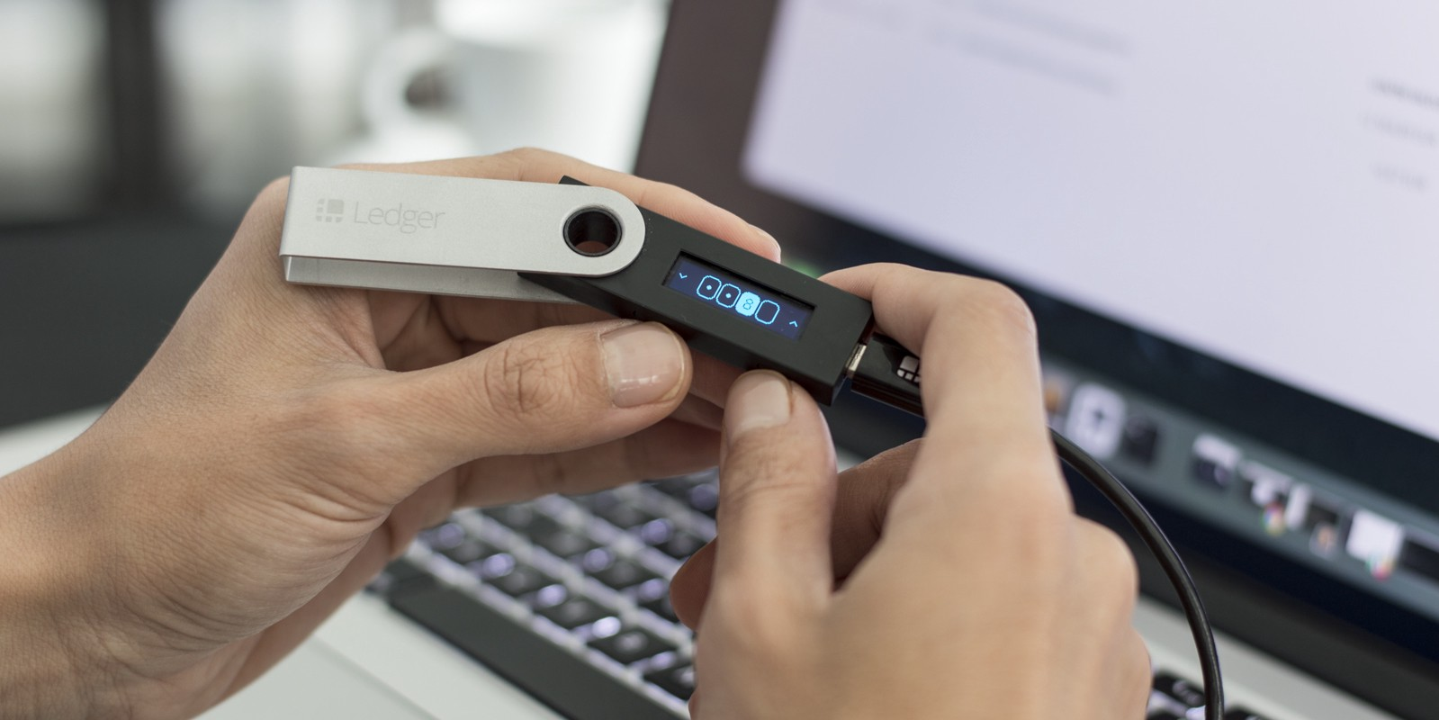 A Step By Guide To Securing Your SSH Keys With The Ledger Nano S