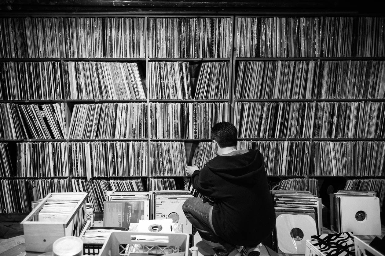 The 7 Types Of Record Collectors