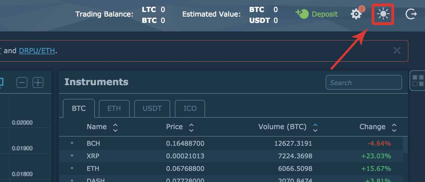 Tutorial how to buy drt on hitbtc auctionity medium as you can see the default trading pair on hitbtc is the ltcbtc and thats not what we want we want the ethdrt pair ccuart Images