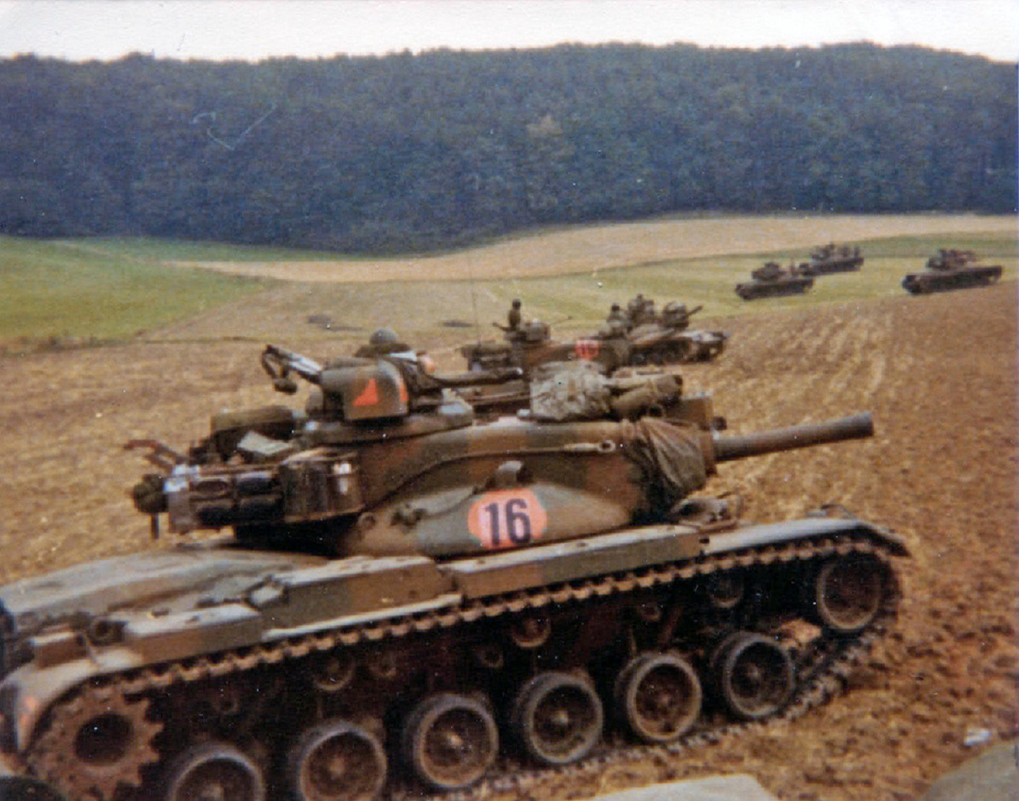 The lovely little town that would have been absolutely screwed by above us army m 60a2 tanks in germany us army photo at top the fulda countryside wb wilson photo via wikimedia sciox Image collections