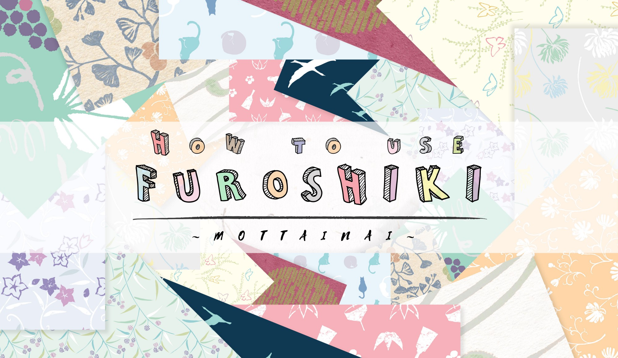 Furoshiki: a selection of articles