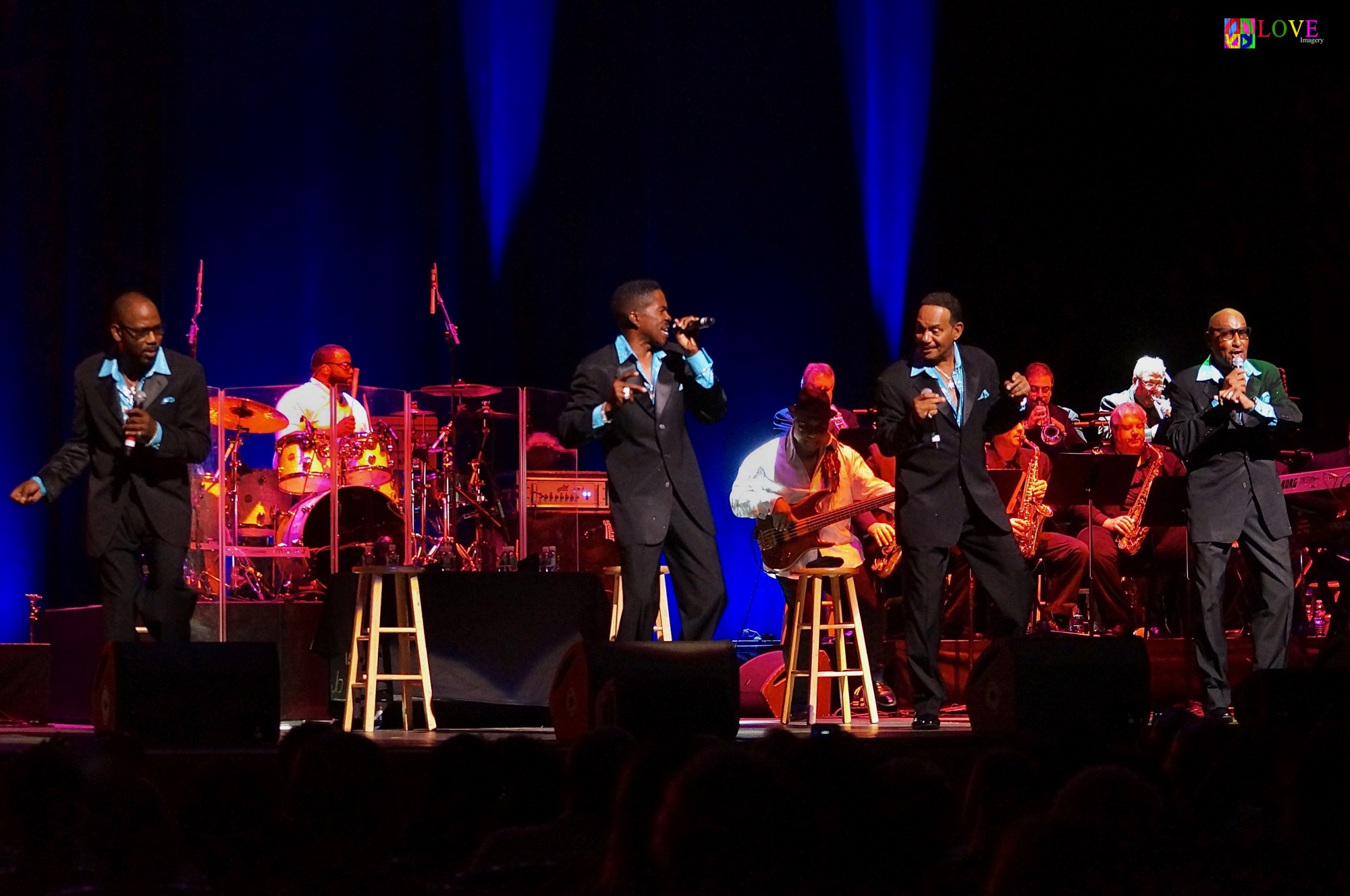 The Temptations and The Four Tops LIVE! at NJPAC