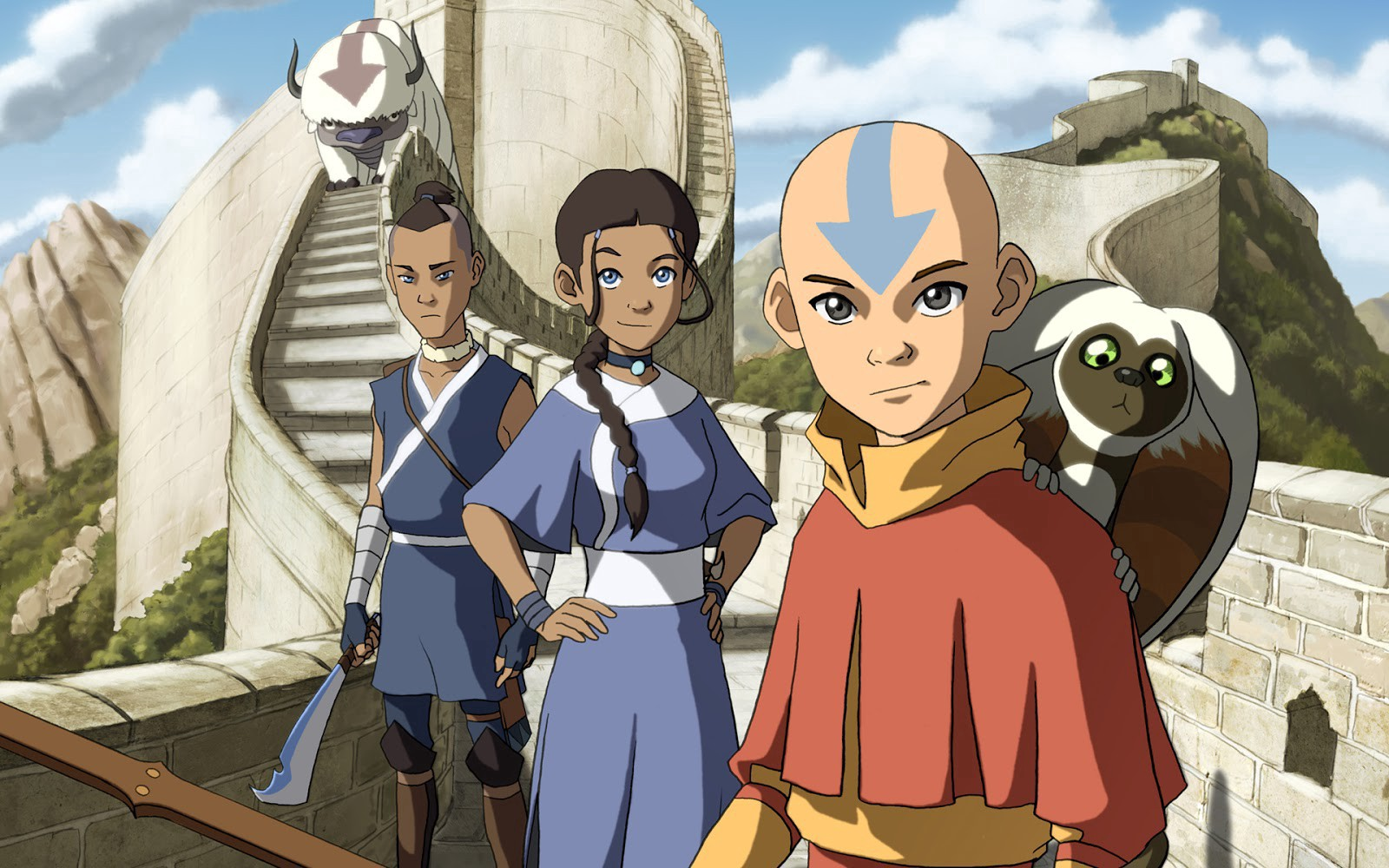 AVATAR THE LAST AIRBENDER Triumphs Anew On Blu Ray