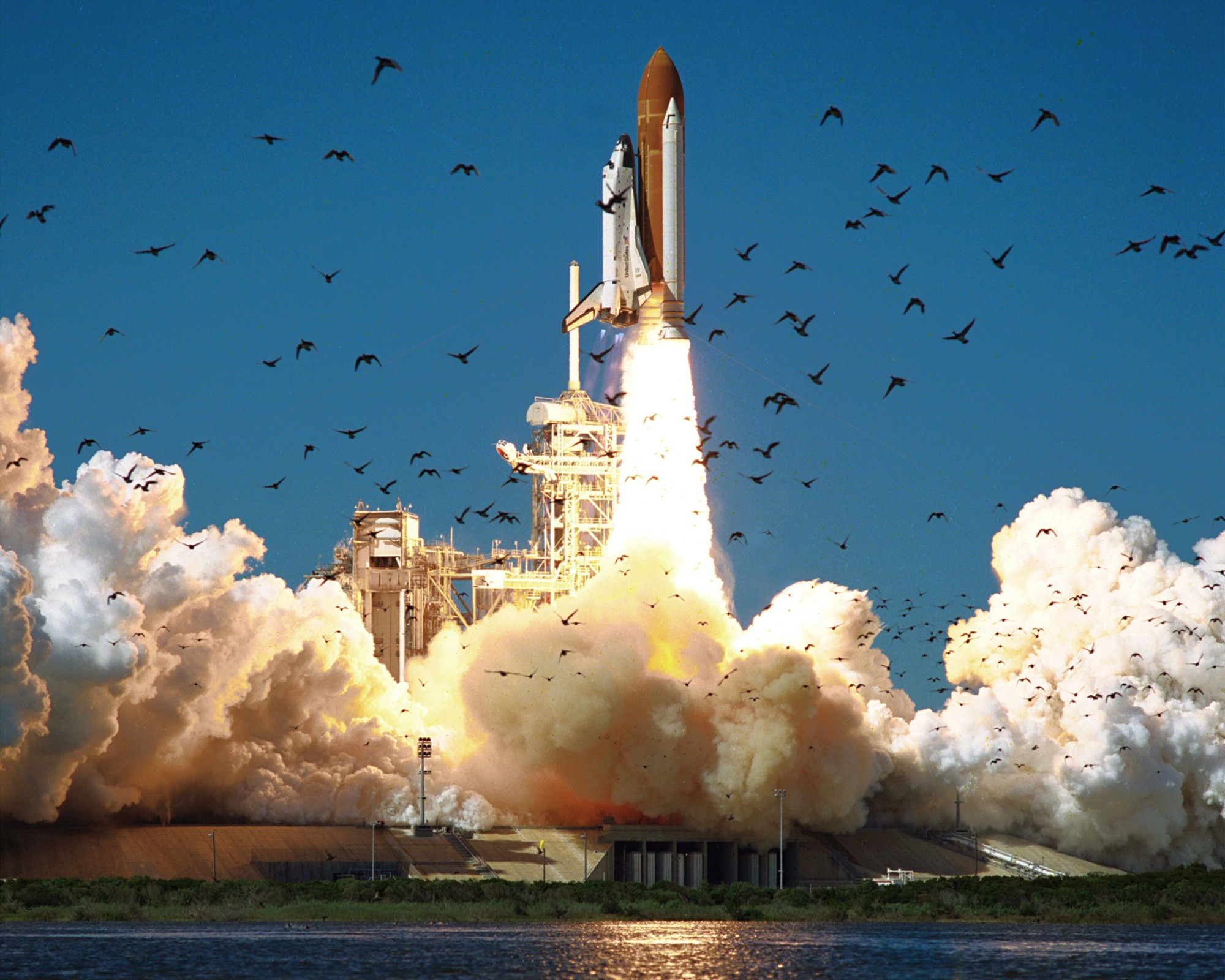 space shuttle voyager - photo #9