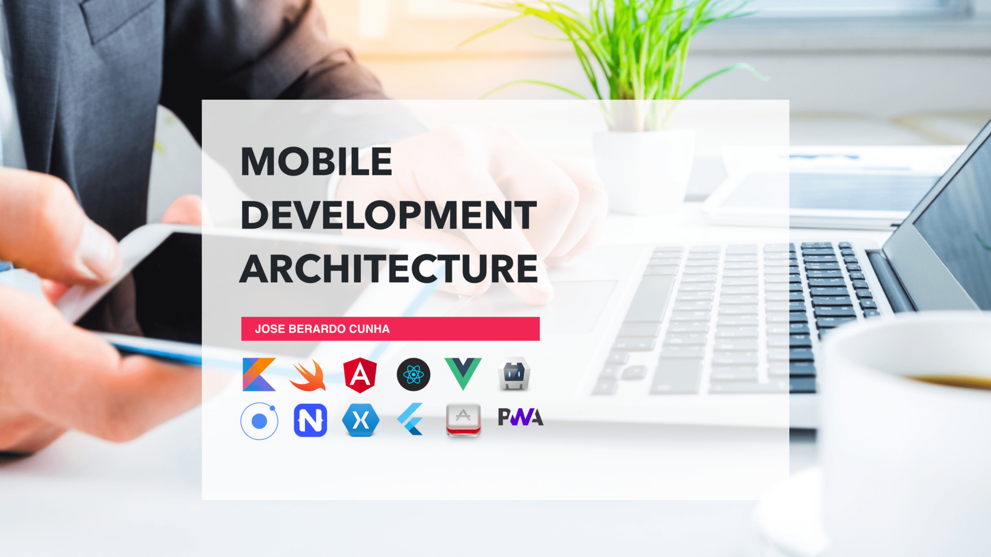 A Deeply Detailed But Never Definitive Guide To Mobile Development Animal M Stak 21 Serving Architecture
