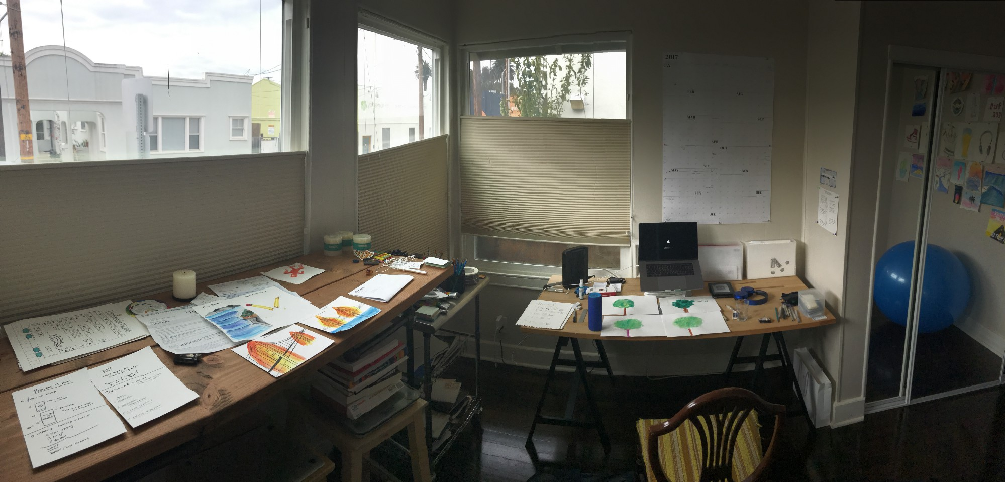 My Home Office Is A Fortress Of Productivity. Photo Courtesy Of Author.