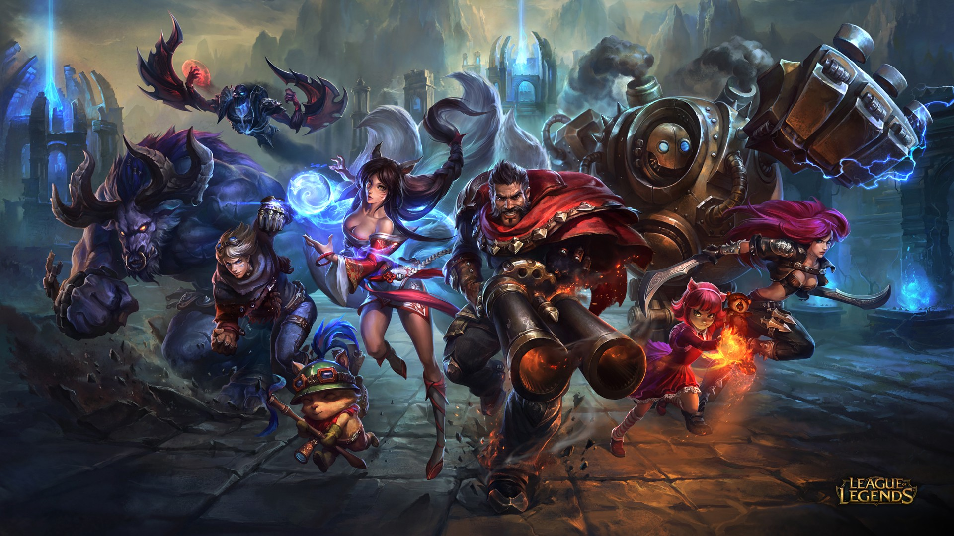 League of legends download para pc