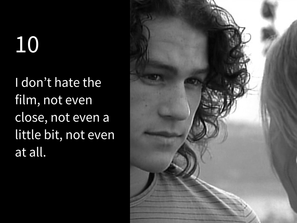 ten things i hate about me belonging essay Essays related to 10 things i hate about you vs taming of the kiss me kate, and 10 things i hate about you were all similar while based on the taming of.