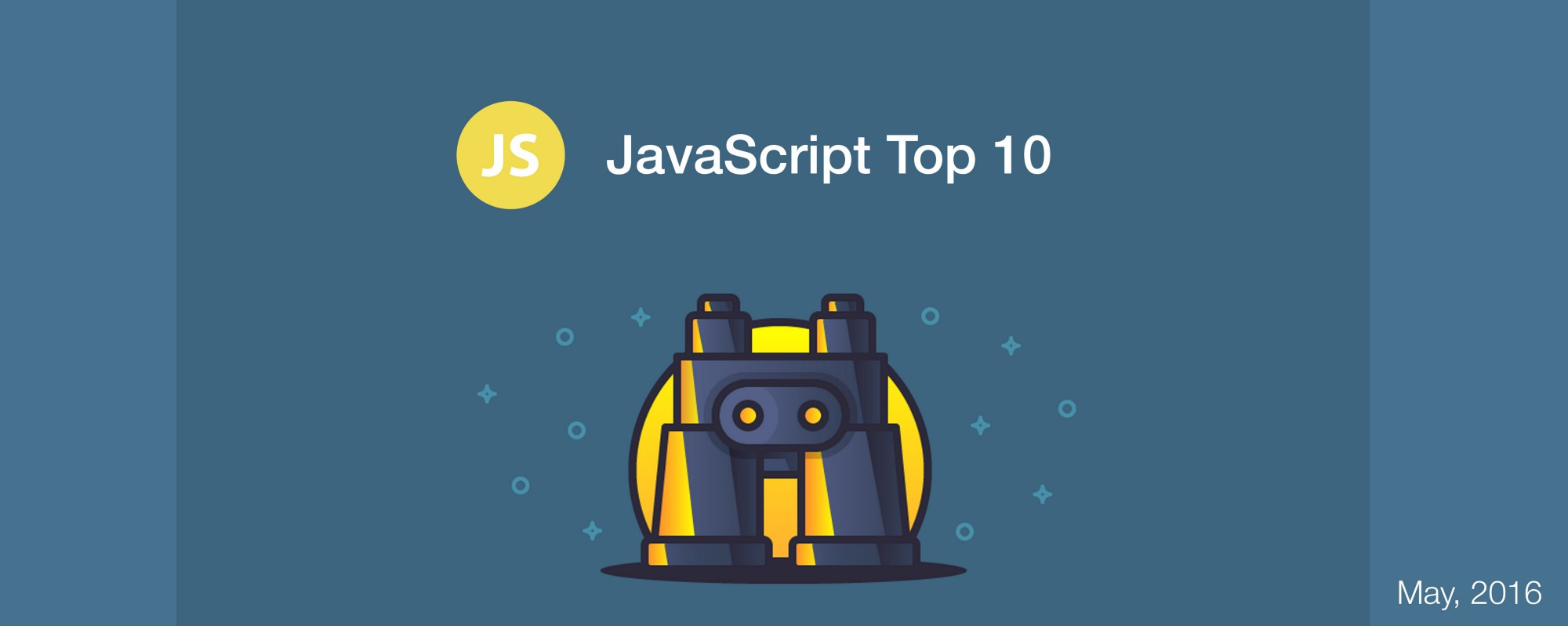Top 10 JavaScript Articles from Last Month. (v.May)