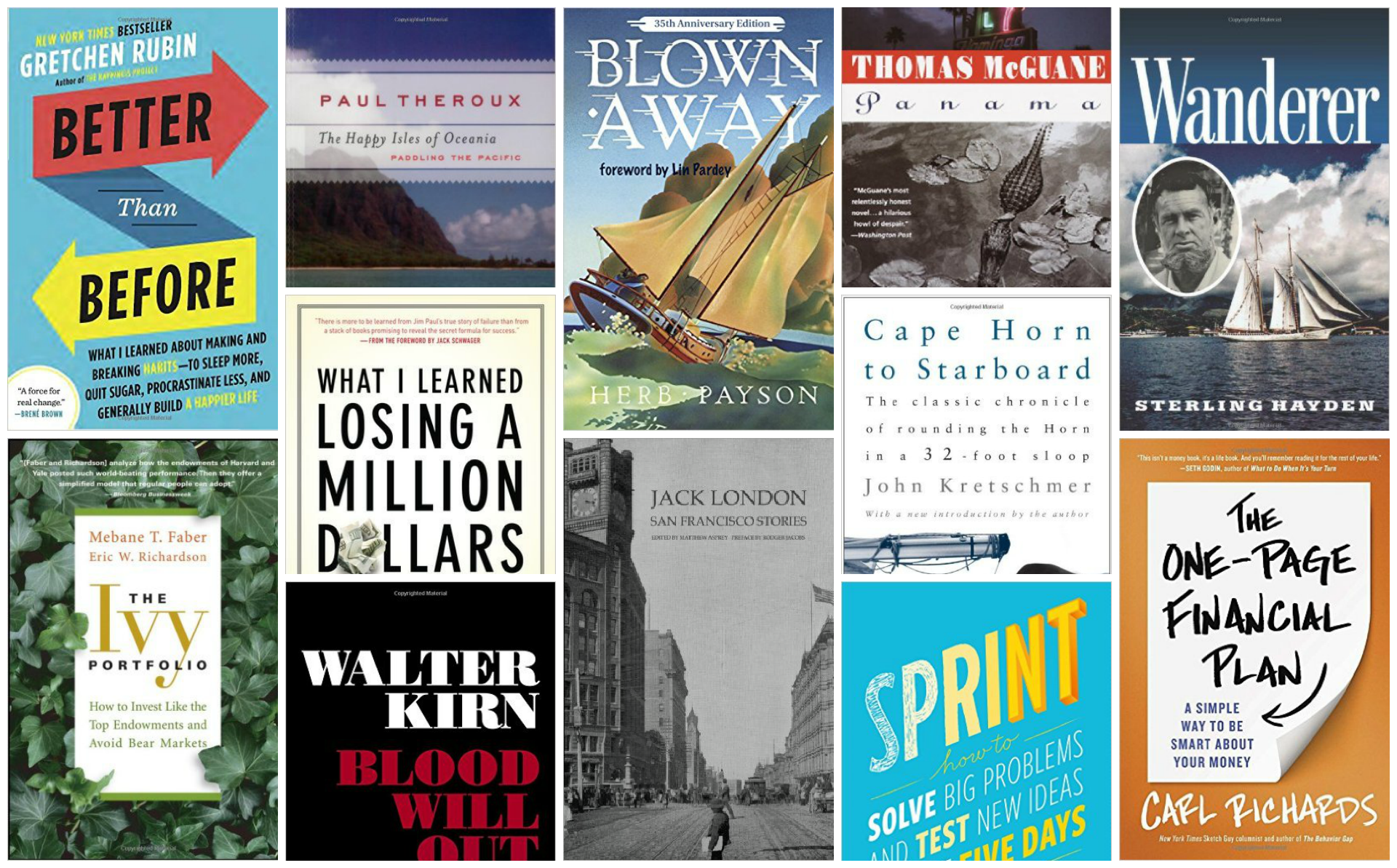 2015: The year in books