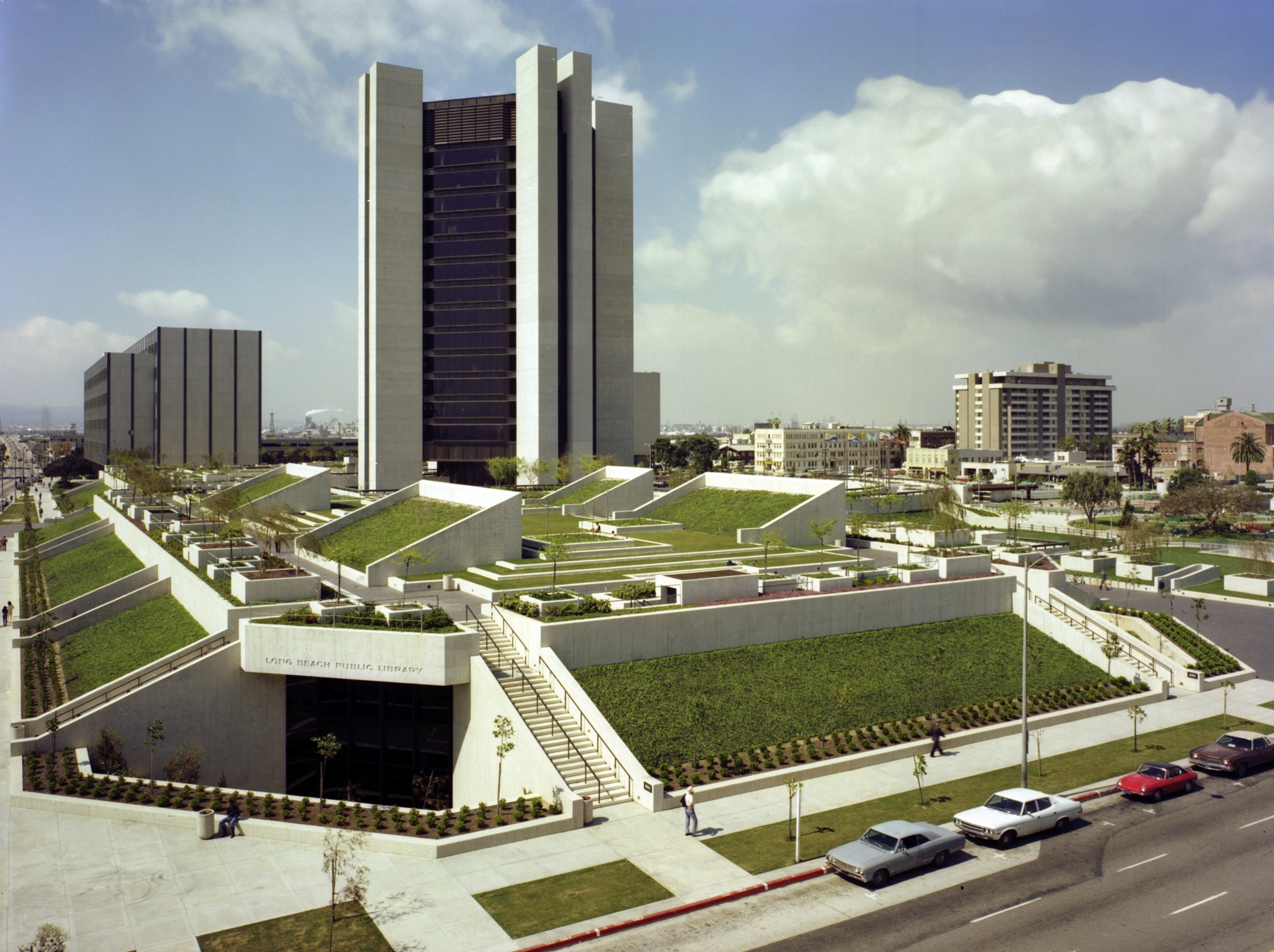 1978 Long Beach Civic Center Ca Photo Courtesy Of Wayne Thom