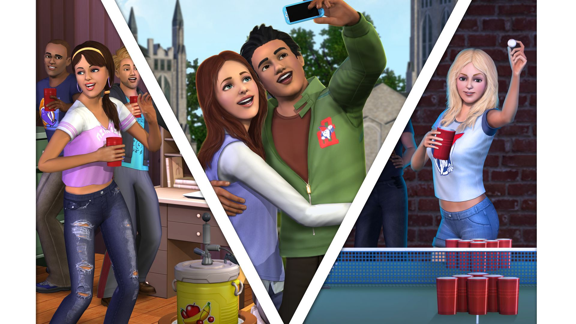 how the sims 3 soothes my broken millennial soul play underground