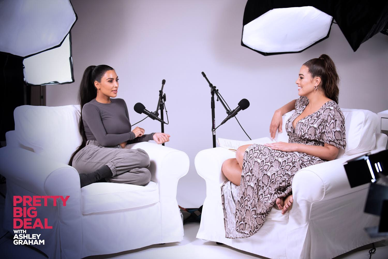Image result for Ashley Graham pretty big deal podcast
