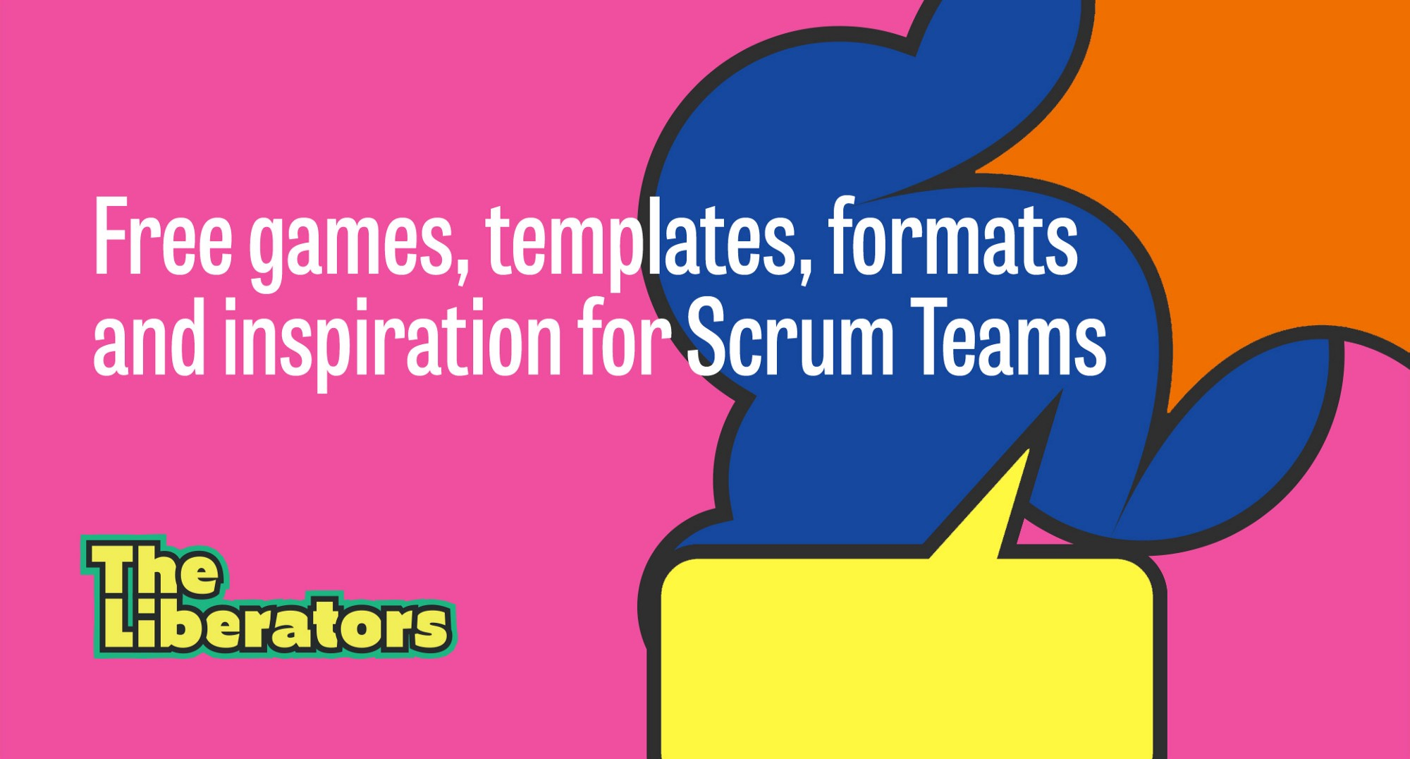 Free Games Templates Formats And Inspiration For Scrum Teams