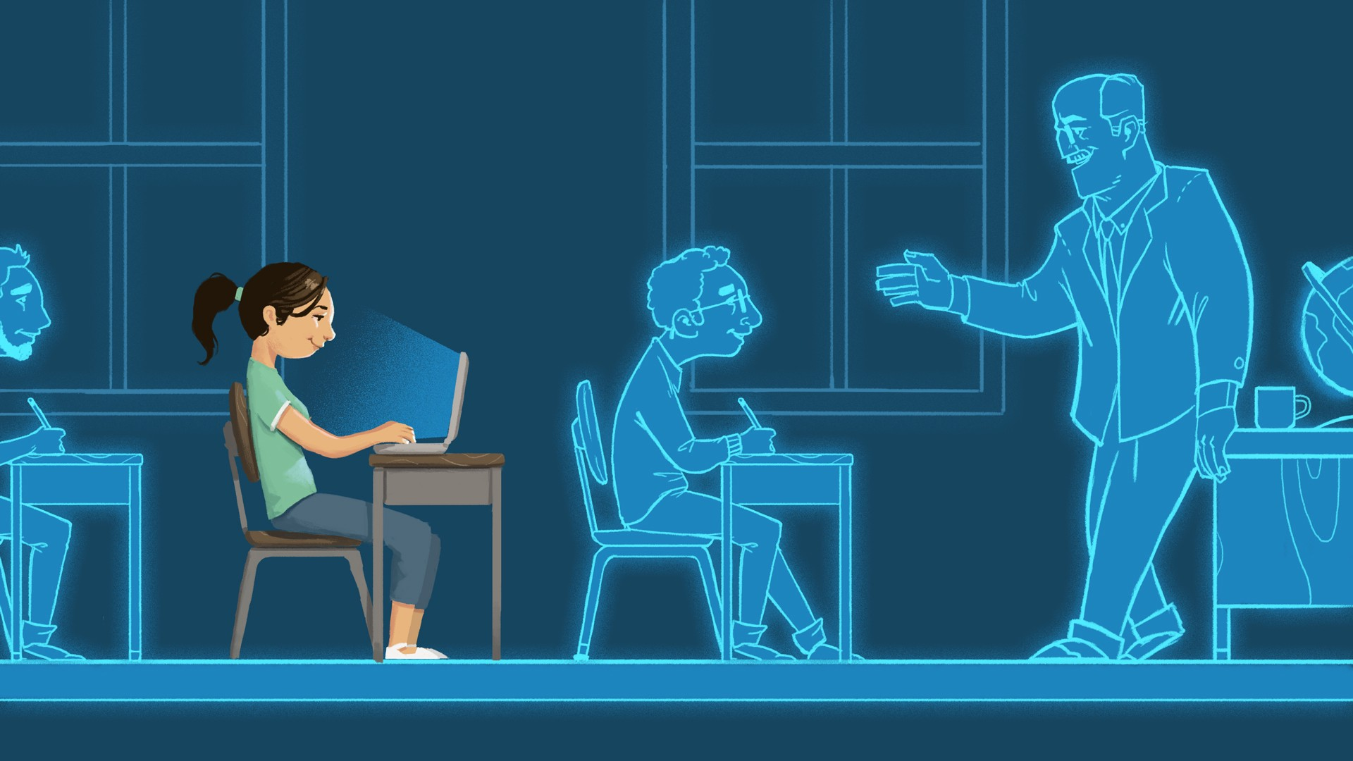 The Future of Education is Online