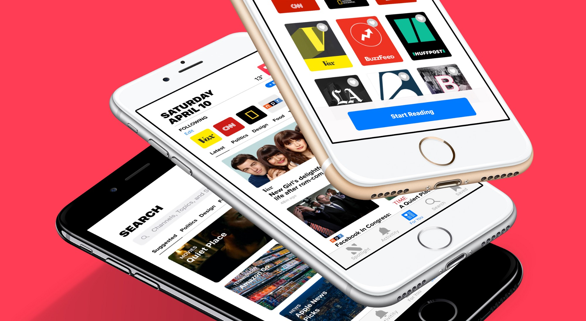 Apple News — a usability case study
