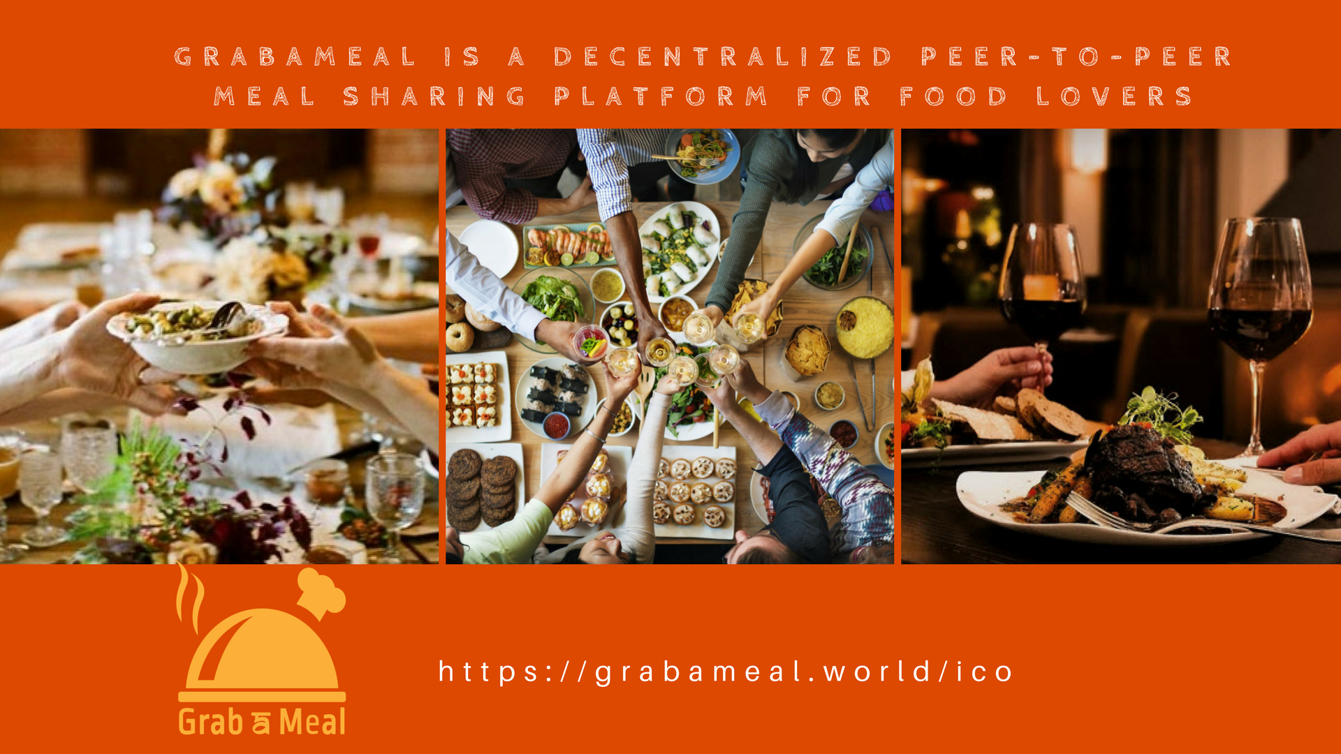 Meal Sharing on Blockchain