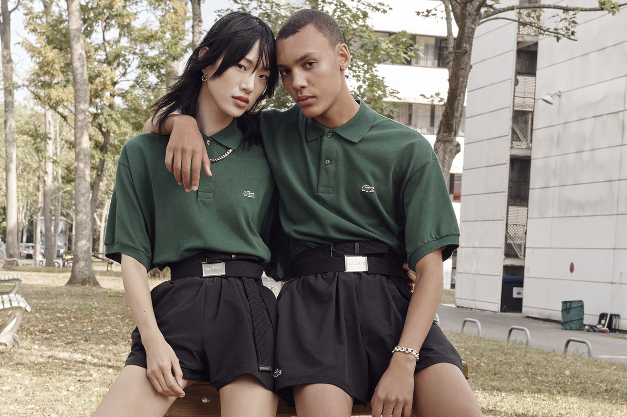Heritage collection 2019 - Lacoste