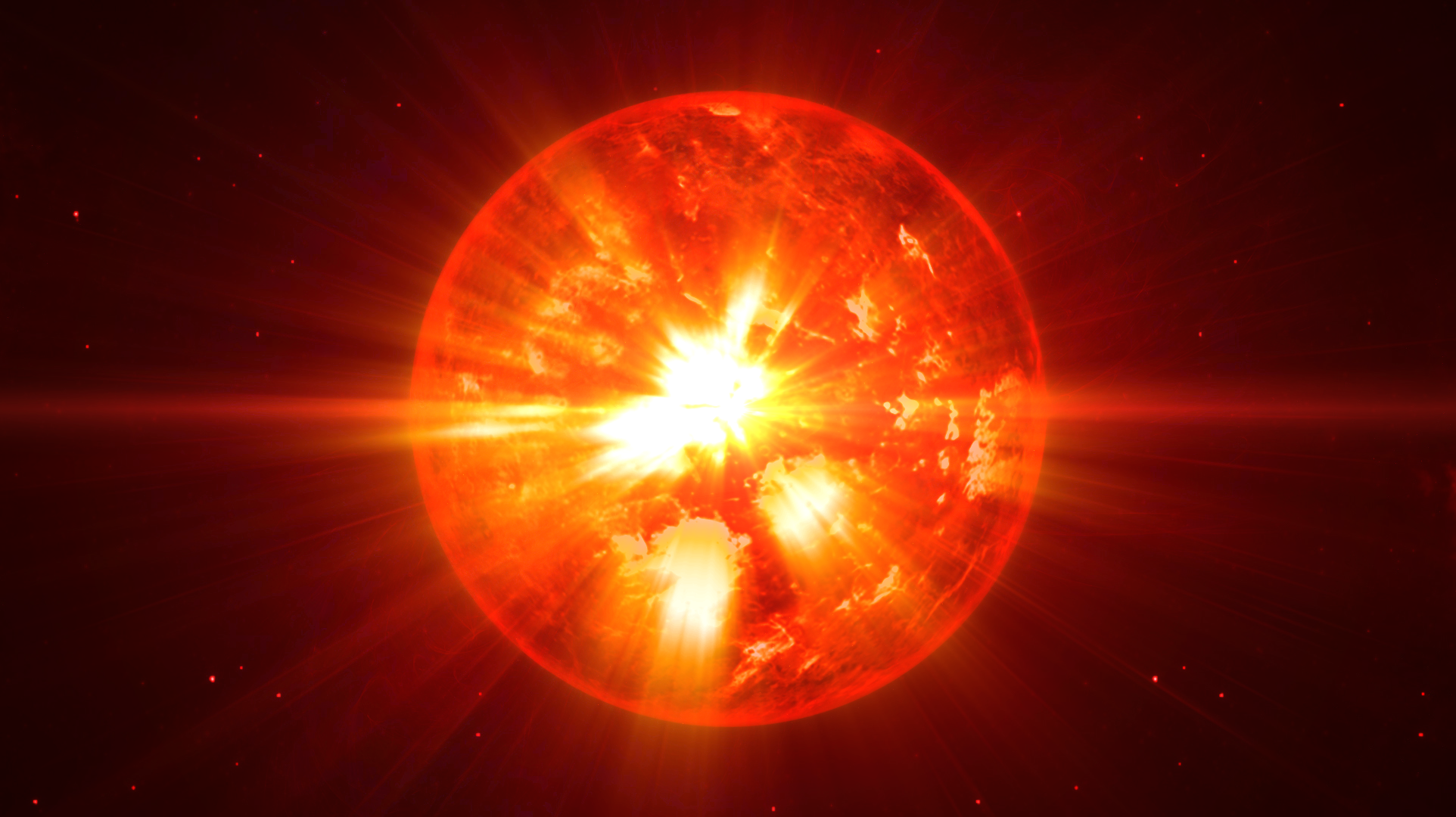 red giant star - 1200×751